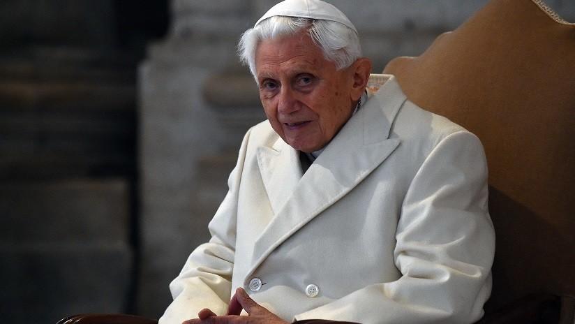 Benedicto XVI culpa de los abusos en la Iglesia católica a la revolución sexual de la década de 1960
