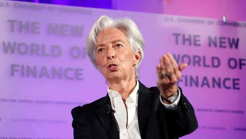 """FMI advierte a candidatos presidenciales de Argentina que """"sería una tontería"""" no respetar el plan económico"""