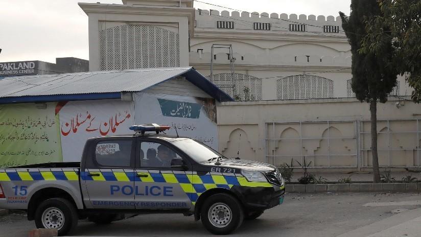 Secretario general de la ONU condena atentado en Pakistán