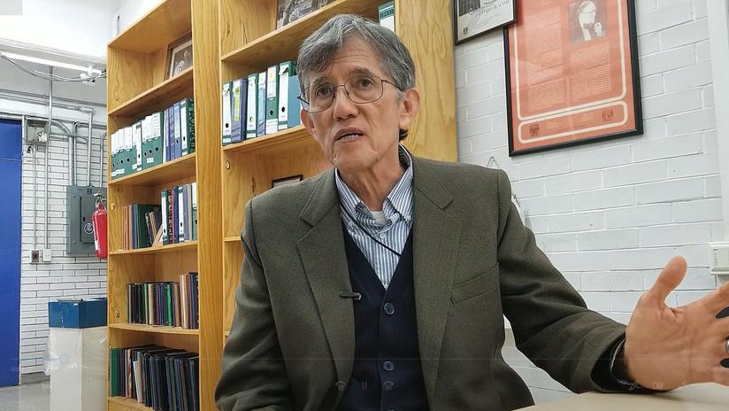 Antonio Lazcano, el biólogo evolucionista mexicano que investiga el origen de la vida y se opone a la penalización del aborto