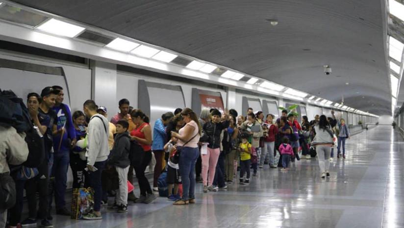 Venezuela denuncia que el Gobierno argentino no aprobó los permisos para el vuelo de repatriados