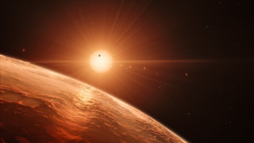 Vida alienígena podría estar apareciendo ahora mismo en cuatro exoplanetas cercanos