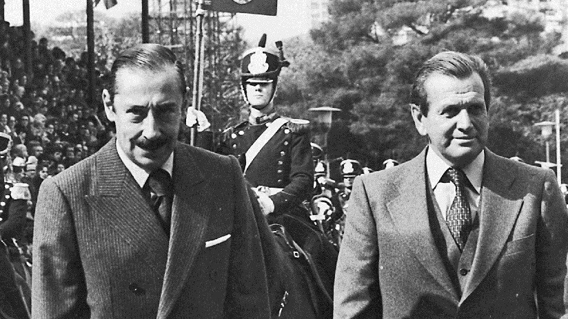 Entregó este viernes a la Argentina 40.000 documentos desclasificados sobre la dictadura