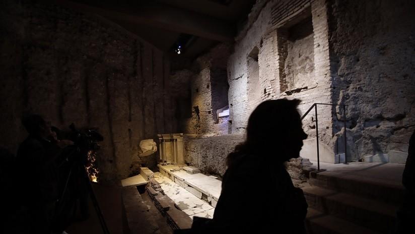 FOTOS: Reabren al público el primer palacio de Nerón, construido hace 2.000 años