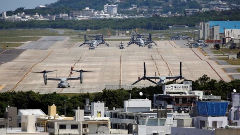 Un marinero estadounidense supuestamente mata a su amante antes de suicidarse en Okinawa