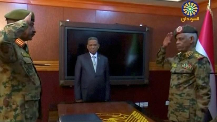 Arabia Saudita declara su apoyo al gobierno de transición de Sudán que derrocó al presidente Bashir