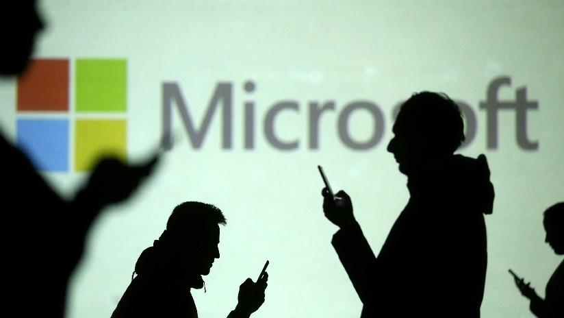 Microsoft informa del 'hackeo' de cuentas de Outlook