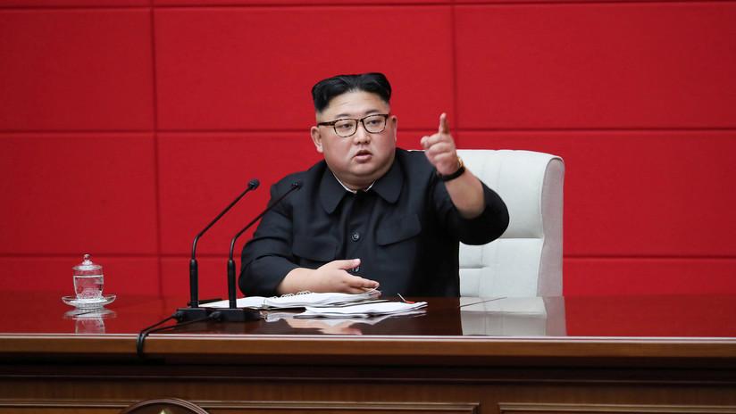 """Kim Jong-un advierte sobre un futuro """"sombrío y muy peligroso"""" a menos que EE.UU. adopte la """"postura correcta"""""""