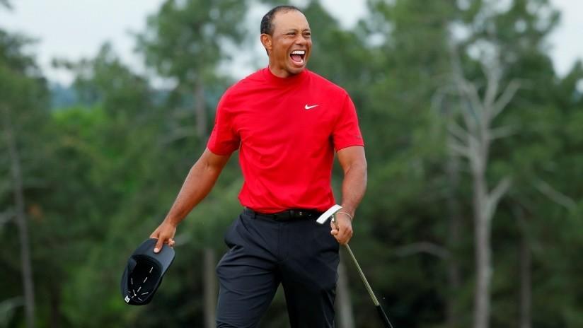 """""""Una de las mejores reapariciones que el mundo haya visto"""": Tiger Woods gana el Masters de Augusta, su primer gran torneo desde 2008"""