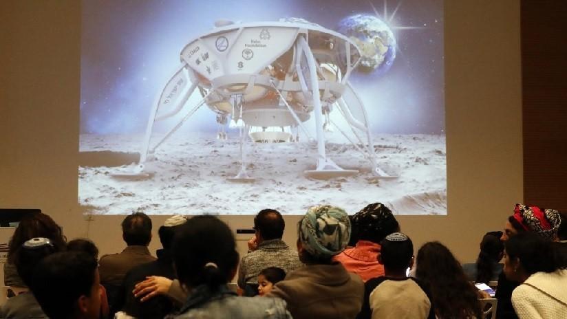 VIDEO: Israel creará otra sonda Beresheet tras estrellarse la primera en la Luna