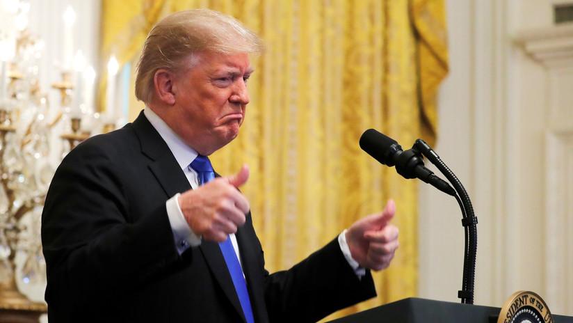 La campaña de reelección de Trump recauda más de 30 millones de dólares en 2019