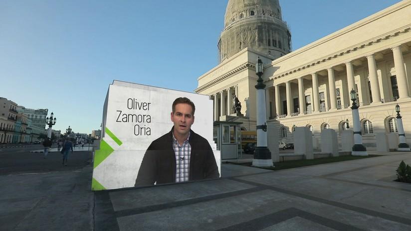 Noticias que superan muros: Oliver Zamora Oria