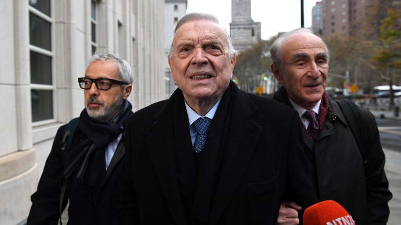 La FIFA inhabilita de por vida a José María Marín, expresidente de la Confederación Brasileña