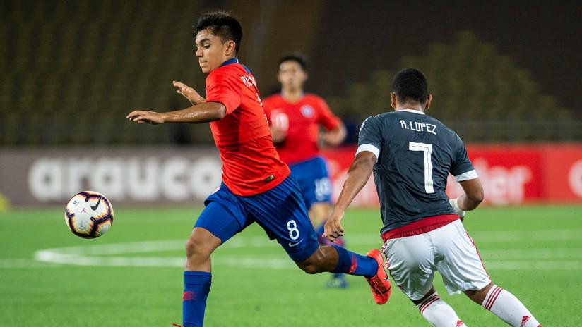 Un polémico tuit de la selección de Chile indigna a los peruanos
