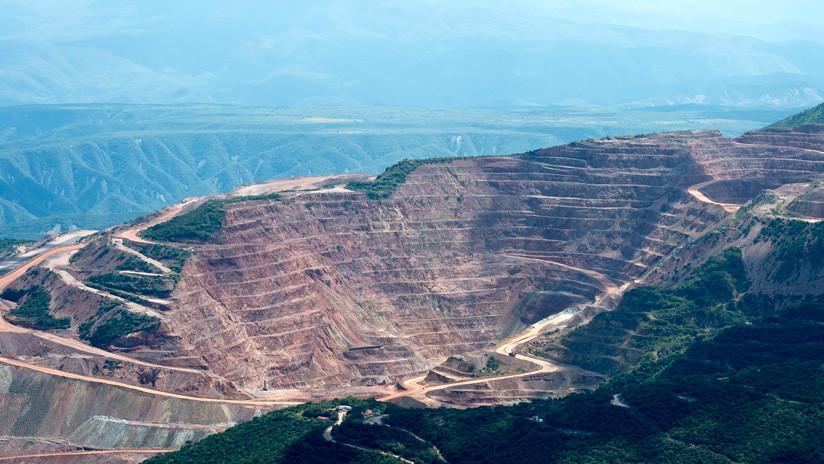 Grupos criminales 'explotan' con extorsiones a empresas mineras en México