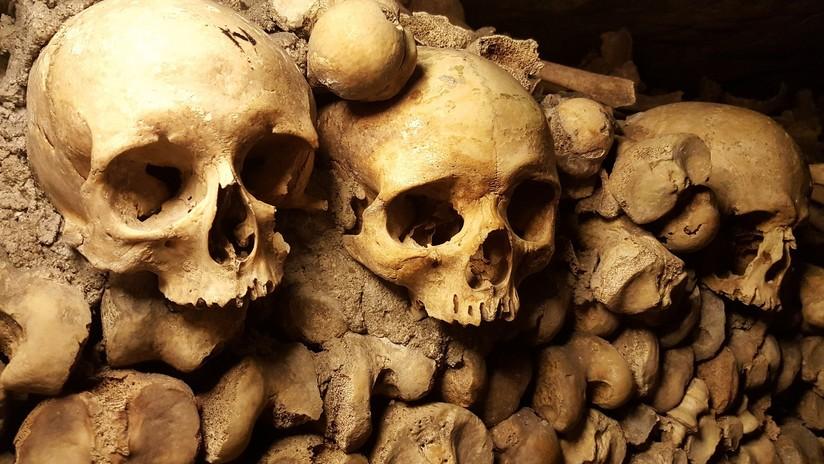 "Hallan 26 esqueletos de posibles víctimas de sacrificios humanos en un ""espantoso"" descubrimiento en Reino Unido (FOTOS)"