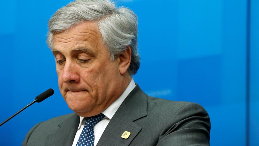 El presidente del Parlamento europeo insta a los eurodiputados a donar sus sueldos de este martes para la reconstrucción de Notre Dame