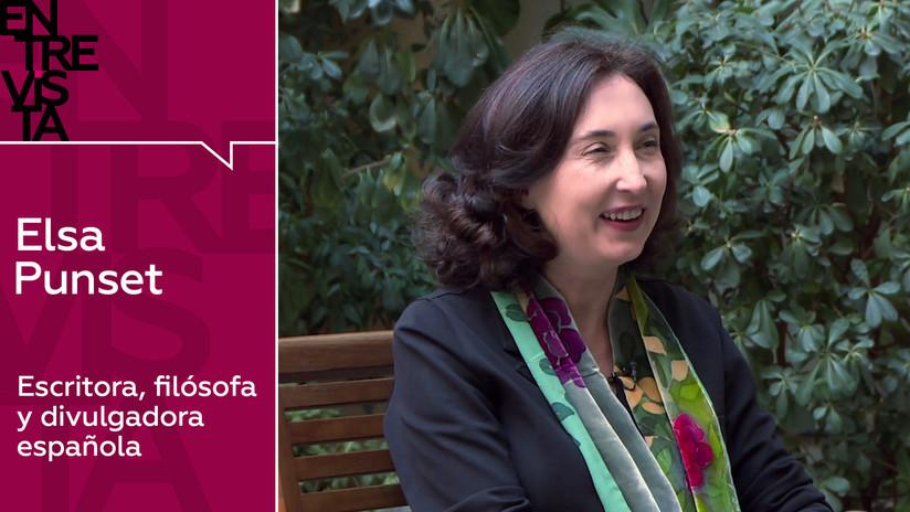 Escritora y filósofa española cuenta cómo podemos aprender a gestionar nuestras emociones y cumplir nuestros sueños