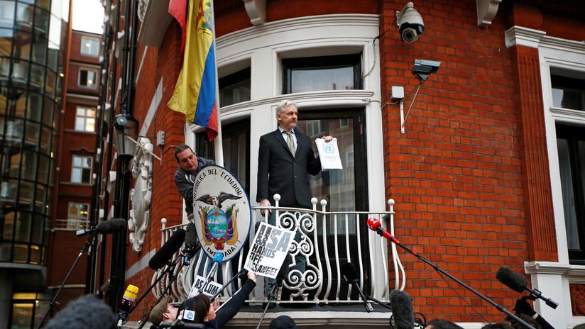 """""""Eso es mentira"""": Lenín Moreno niega la relación del caso Assange con los 'INA Papers' y la deuda del FMI"""