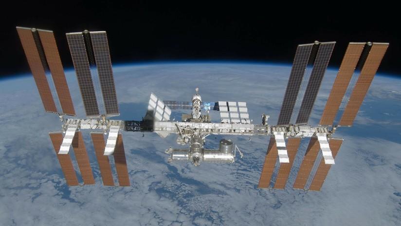 Rusia propone equipar la Estación Espacial Internacional con un láser contra la basura espacial