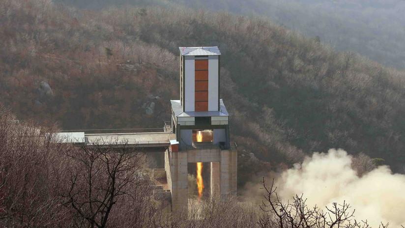Imágenes satelitales indican un repunte de actividad en las instalaciones nucleares de Corea del Norte