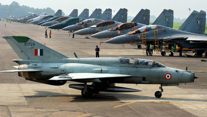 FOTOS: India posee un vasto arsenal de armas de fabricación rusa (y quiere seguir expandiéndolo)