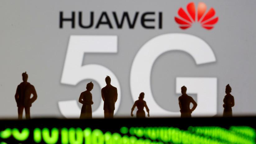 """""""EE.UU. ve el 5G como la bomba nuclear"""": El fundador de Huawei habla de la tecnología de quinta generación"""