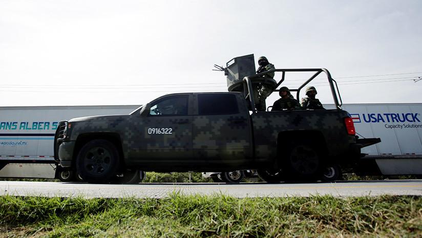 Documento: Trump podría desplegar miles de militares adicionales en la frontera con México