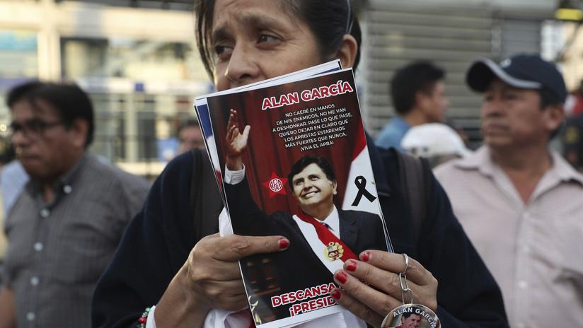 El Ministerio de Salud de Perú condena la filtración de presuntas imágenes del expresidente Alan García tras dispararse
