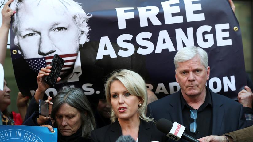 """""""Acusaciones falsas"""": El portavoz de WikiLeaks arremete contra la entrevista de Lenín Moreno a BBC"""