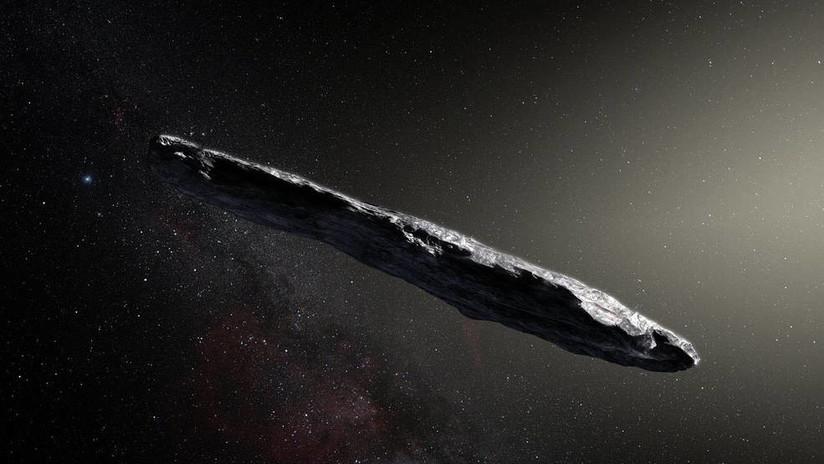 Este fue el primer objeto interestelar en chocar contra la Tierra