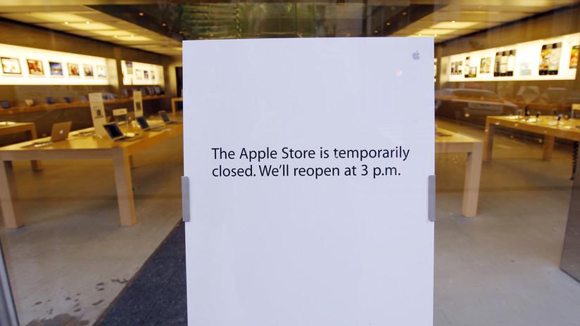 """""""Los empleados se estaban volviendo locos"""": Chinches 'invaden' una tienda de Apple en Manhattan"""