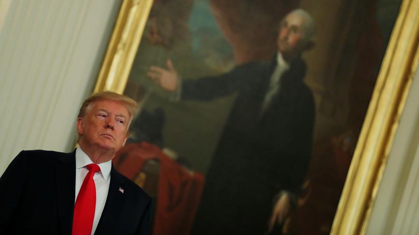 Trump publica otro 'meme' de Juego de Tronos y la cadena HBO reacciona