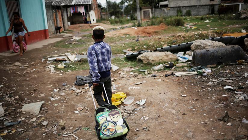"""Las 10 economías """"más miserables del mundo"""" (y casi la mitad son latinoamericanas)"""