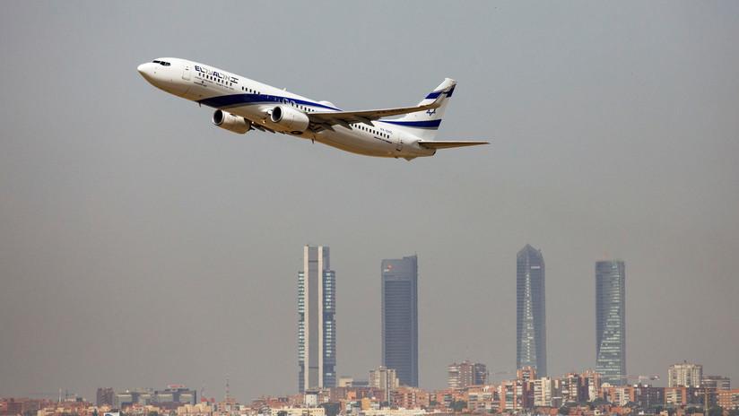 Una azafata israelí se contagia de sarampión en un vuelo a Nueva York y entra en coma