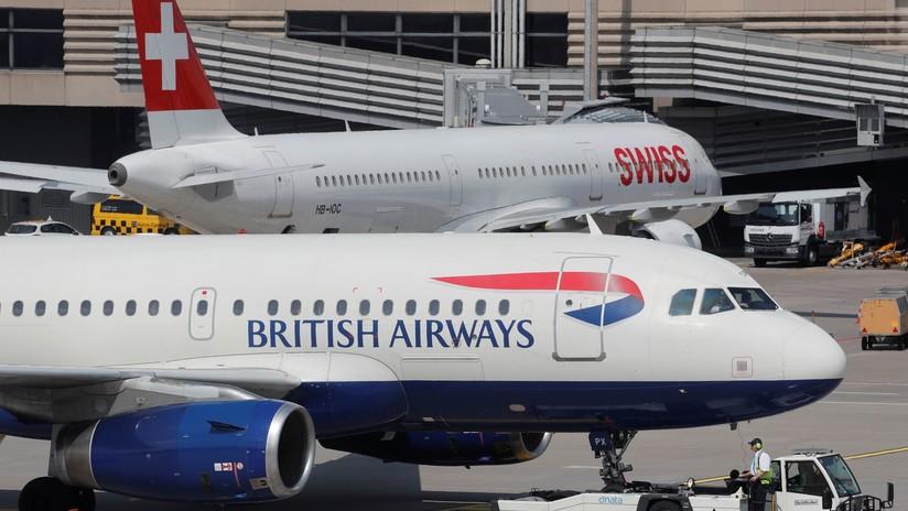 Declaran una emergencia en un vuelo de British Airways