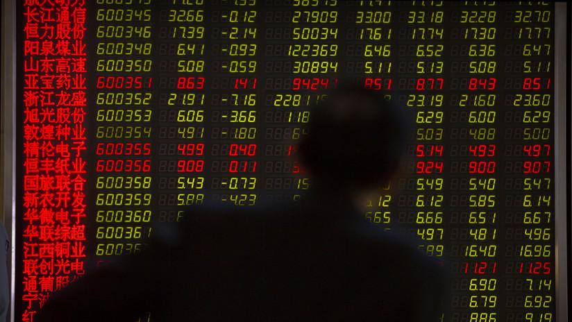 Las acciones de una pequeña empresa china aumentan un 70.000 %  por una confusión bursátil
