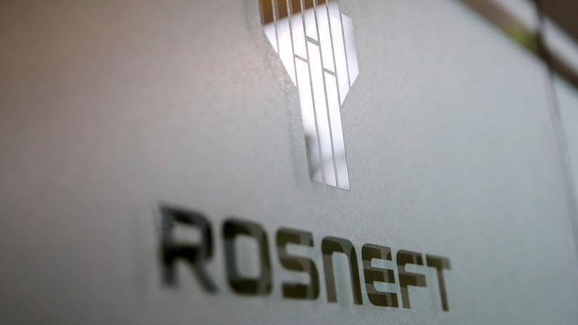 """""""Mentira descarada"""": La petrolera rusa Rosneft ataca a Reuters por acusarla de colusión con Venezuela"""
