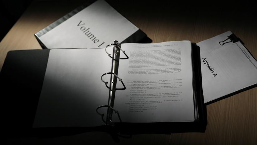 Contactos con Rusia, obstrucción a la Justicia, el despido de Comey: Lo que dejó el informe Mueller