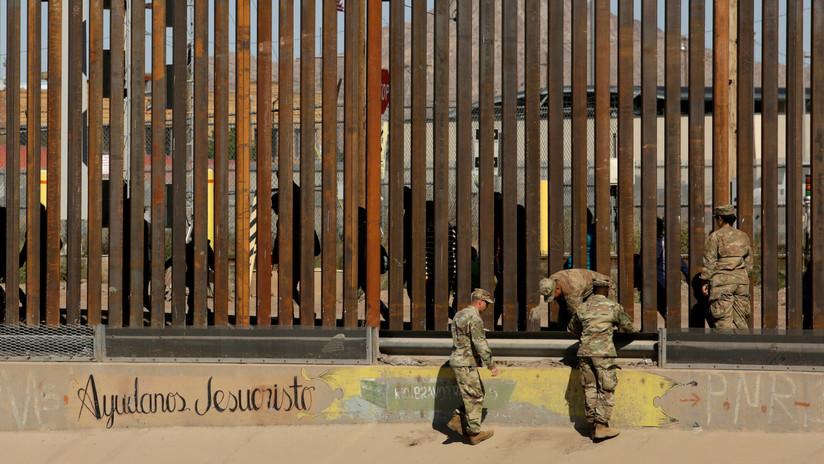 Arrestan a miembro de grupo armado en Nuevo México