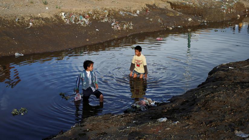 """Advierten que Yemen corre el peligro de sufrir """"el peor brote de cólera del mundo"""""""