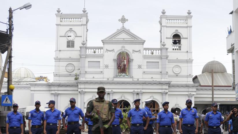Atentados en Sri Lanka: El jefe de la Policía había advertido sobre una amenaza de ataques suicidas