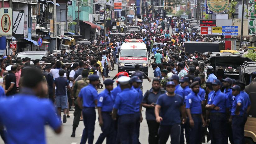 Se producen dos nuevas explosiones en Sri Lanka y ya suman ocho