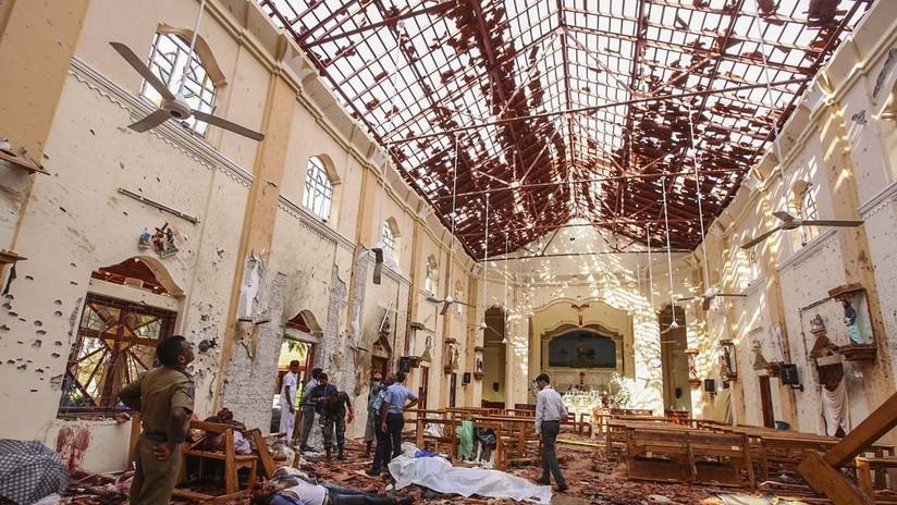Sri Lanka, tras la cadena mortal de explosiones