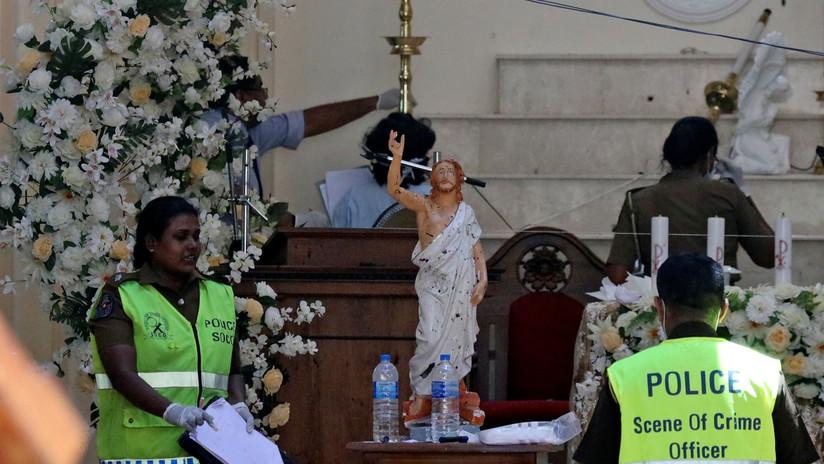 """Departamento de Estado de EE.UU.: """"Terroristas continúan planeando posibles ataques en Sri Lanka"""""""