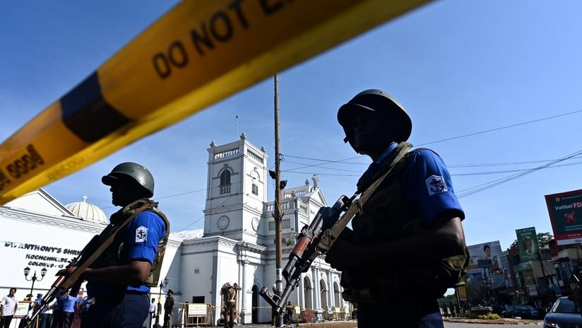 El ministro de Salud de Sri Lanka declara que un grupo terrorista local perpetró las explosiones con ayuda internacional