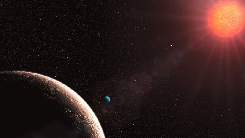 Los exoplanetas más cercanos a nosotros podrían albergar vida en plena evolución