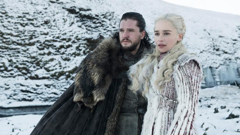 Escena eliminada de 'Juego de tronos' confirma una hipótesis sobre Jon Snow y los dragones