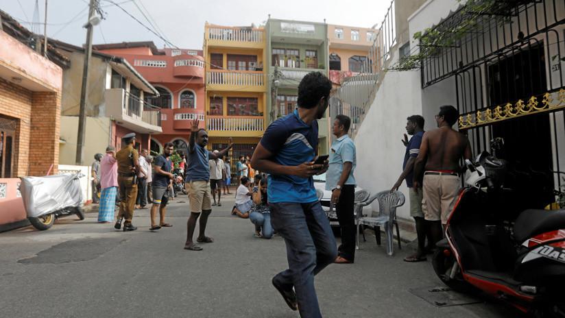 Policía de Sri Lanka identifica a uno de los atacantes suicidas