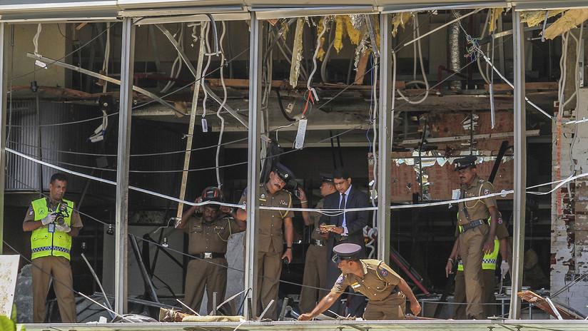 India y EE.UU. advirtieron a las autoridades de Sri Lanka sobre posibles ataques terroristas